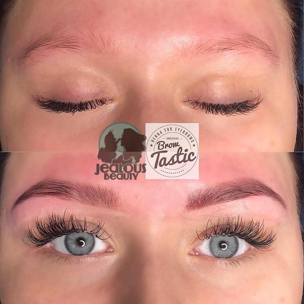 Henna Tattoo Eyebrow Course: Jealous Beauty Ltd.