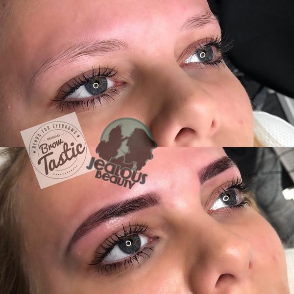 Jealous Beauty Ltd Henna Brows